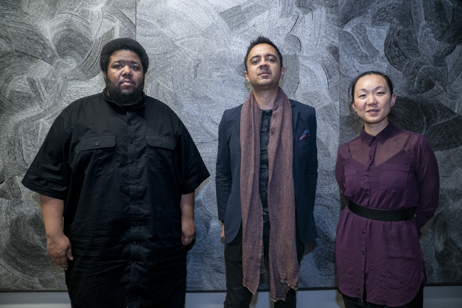 The Vijay Iyer TrioFeaturing Linda May Han Oh and Tyshawn Sorey