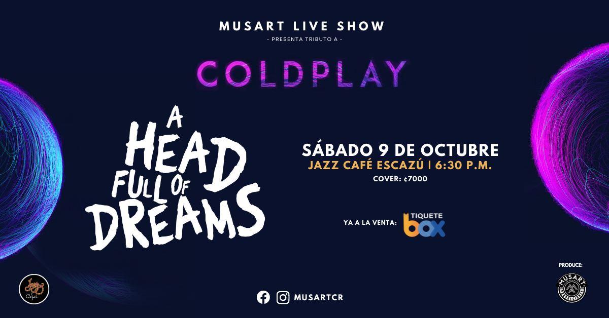 Coldplay - AHFOD Tributo