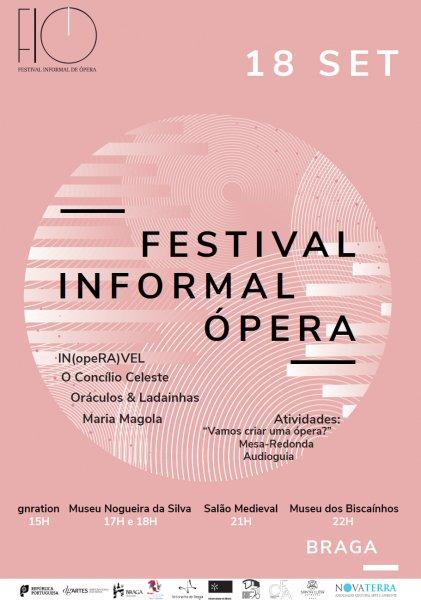 FIO - Festival Informal de Ópera