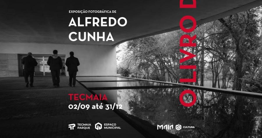 A Maia por Alfredo Cunha em exposição no TecMaia