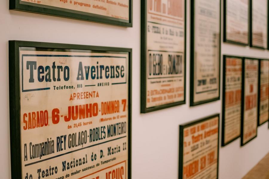 Exposição '140 Anos Teatro Aveirense | Uma Narrativa Histórica'