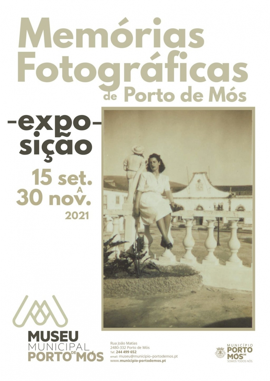 Exposição 'Memória Fotográfica de Porto de Mós'