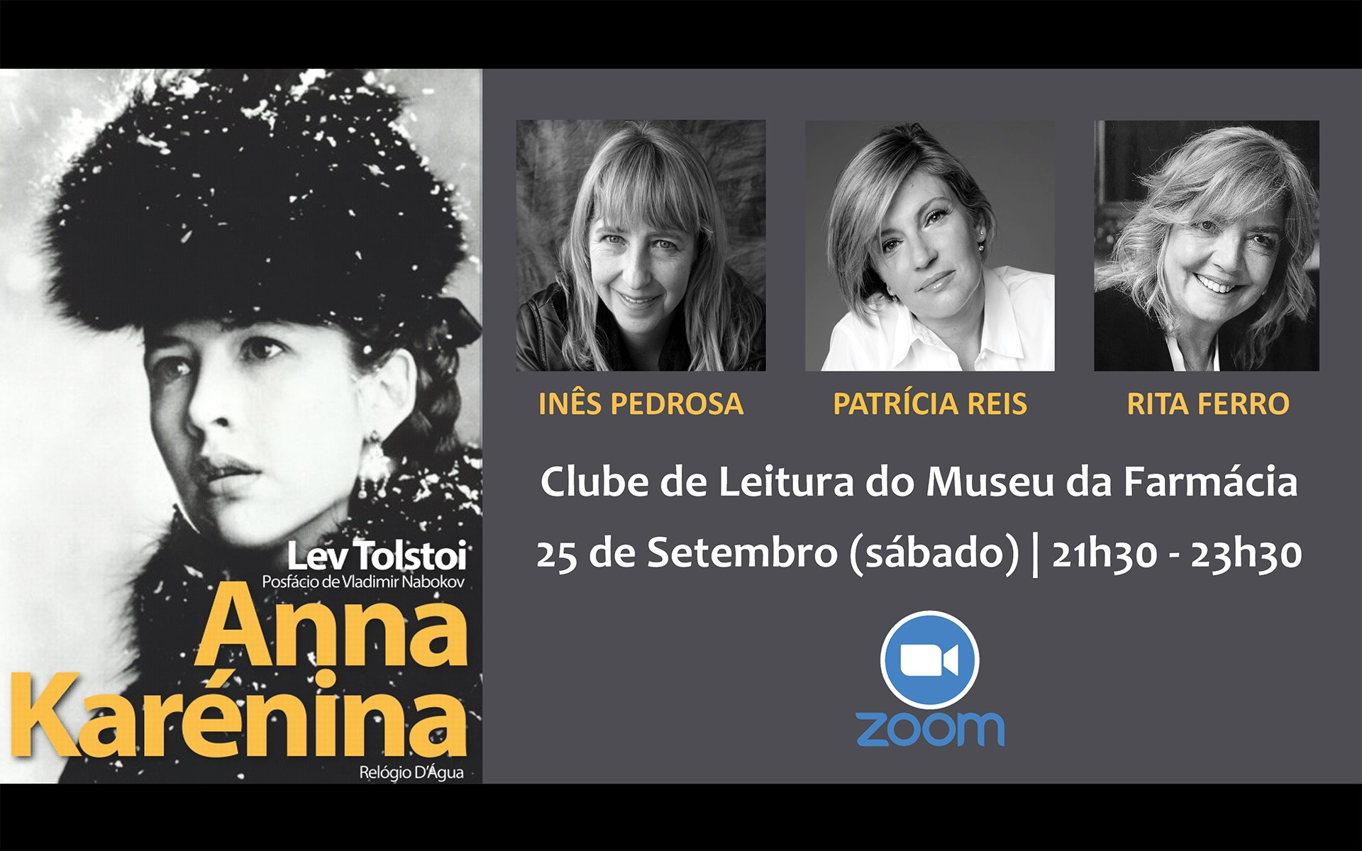 Conversa: 'Anna Karénina' de Lev Tolstoi