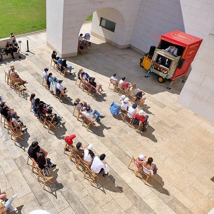 Teatro Tuk Tuk pelas freguesias de Vila do Conde