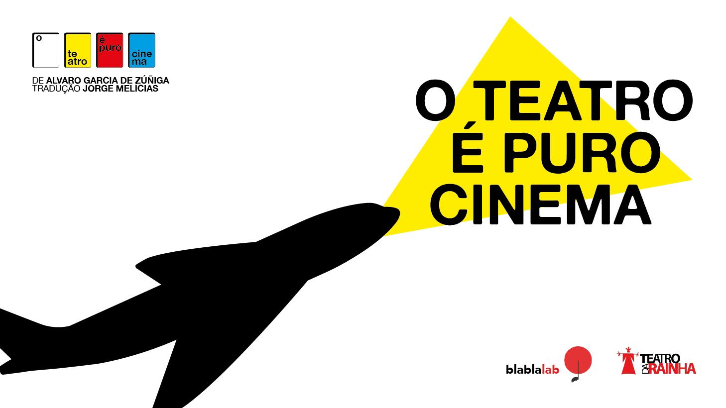 O Teatro é Puro Cinema   Espaço Miguel Torga