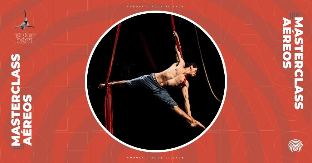 Masterclass Aéreos – Alejandro Peña