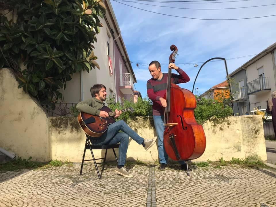 Miguel Falcão e Marcelo dos Reis convidam Luís Filipe Silva