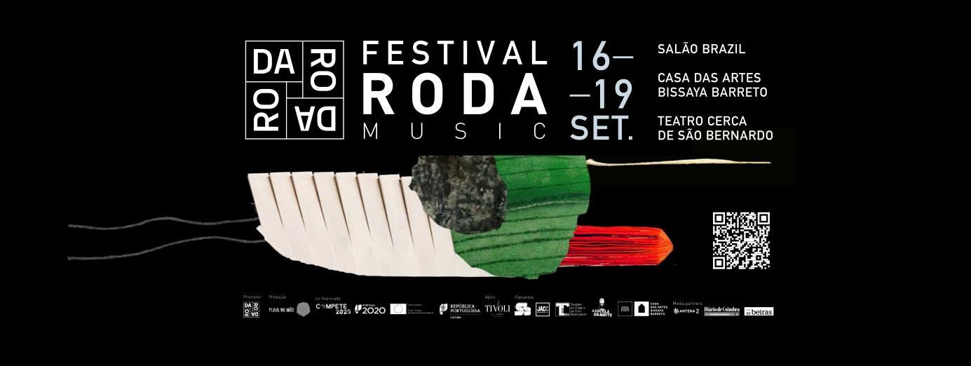 Festival Roda Music - Conferência por Pedro Moreira