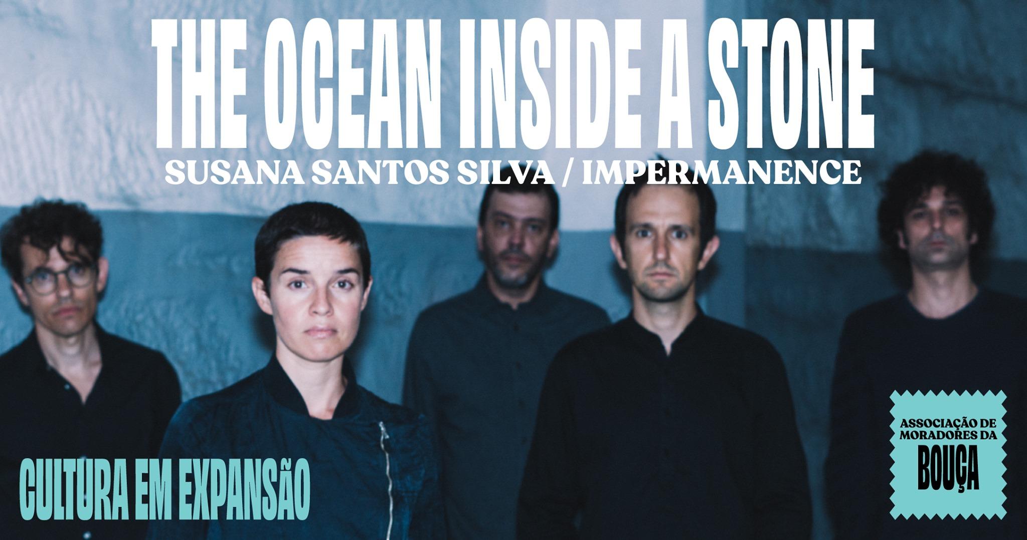 THE OCEAN INSIDE A STONE   SUSANA SANTOS SILVA / IMPERMANENCE