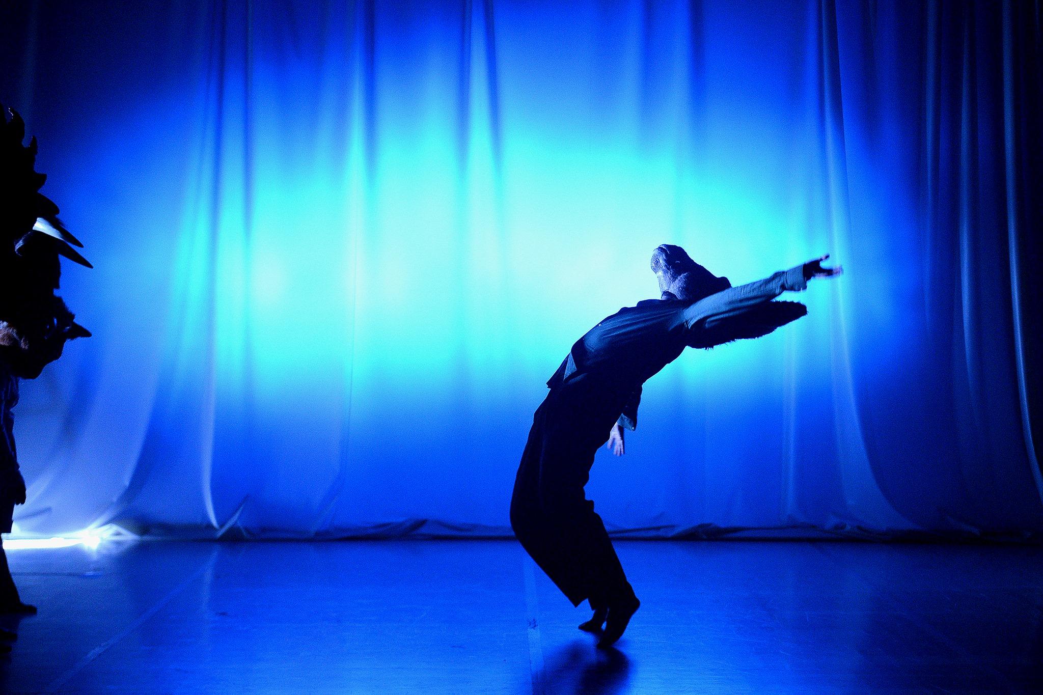 Masterclass Dança Inclusiva, 'Dançando com a Diferença', por Henrique Amoedo
