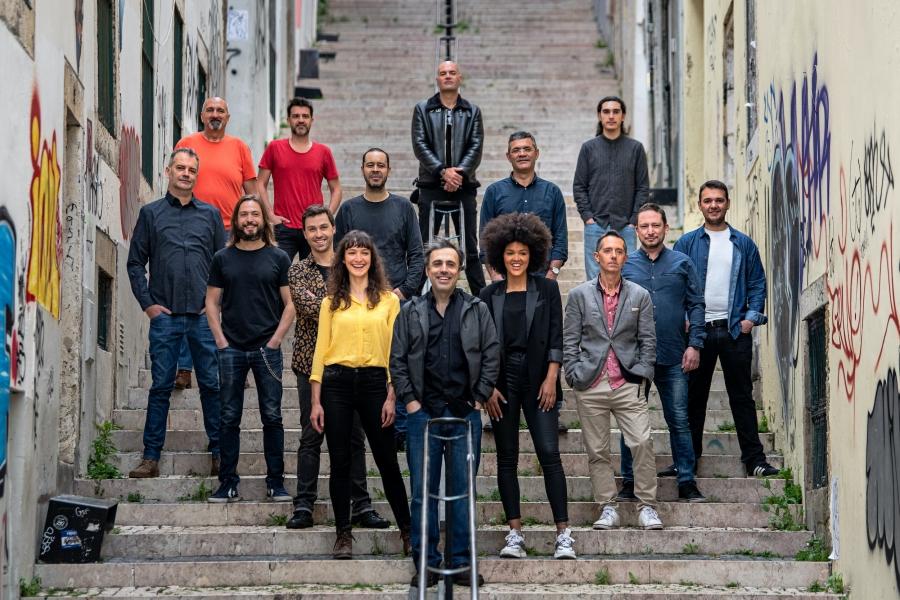 L.U.M.E Lisbon Underground Music Ensemble