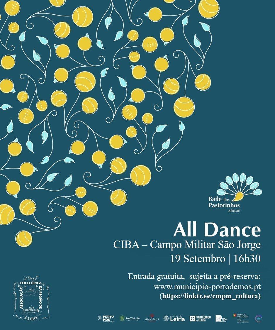 """All Dance Batalha de Aljubarrota 1385 - Projeto """"Baile dos Pastorinhos"""""""