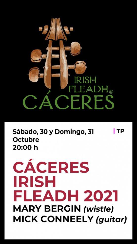 CÁCERES IRISH FLEADH 2021