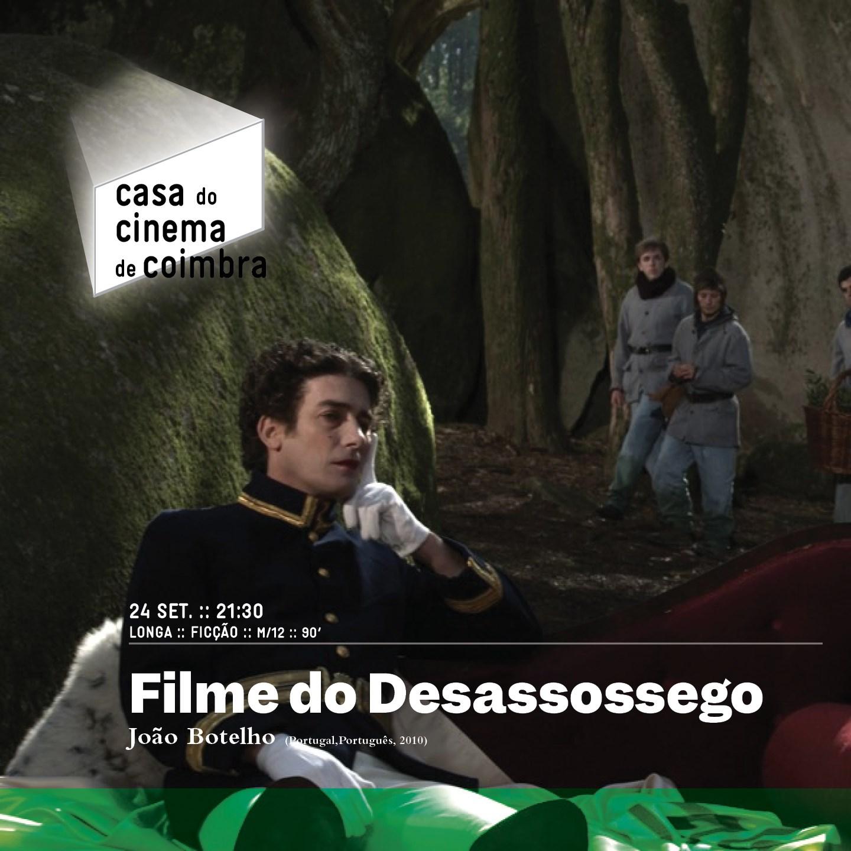 FILME DO DESASSOSSEGO