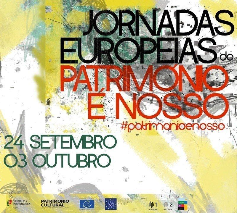 """""""Aveiro somos todos nós!""""   Jornadas Europeias do Património"""