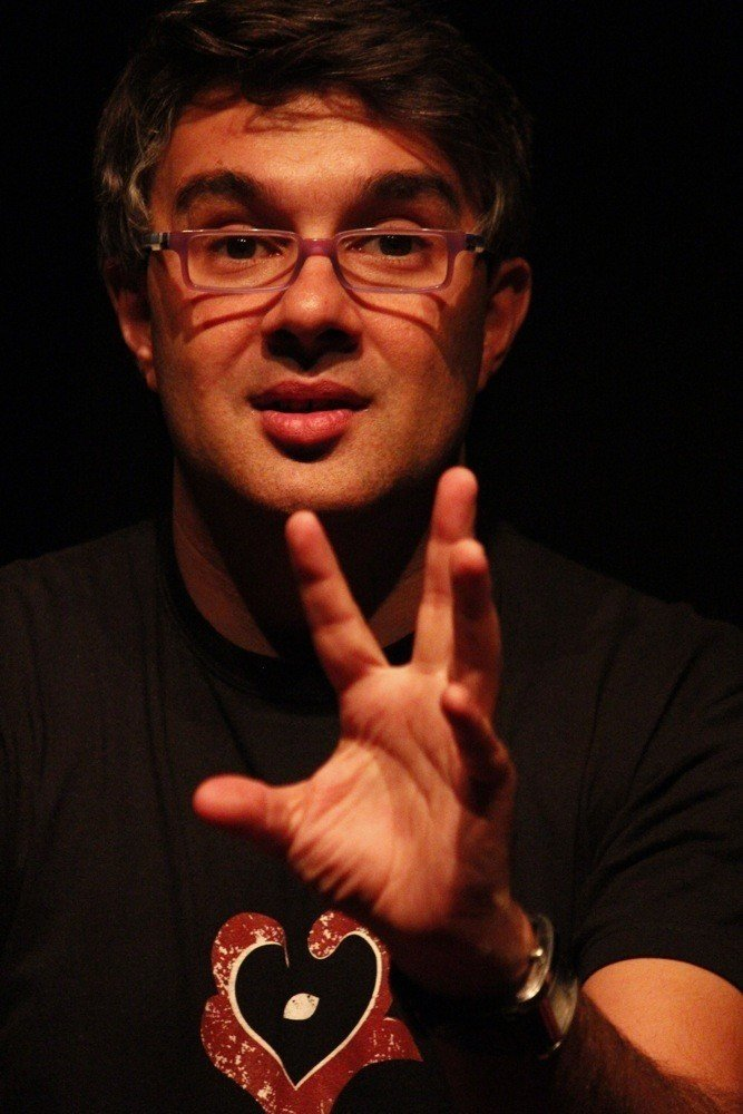 Cultura Perto de Si - Aveiro Comedy Sessions - 2 de outubro (Esgueira)