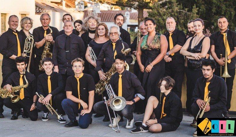 VIAGEM À MÚSICA LIGEIRA PORTUGUESA, pela Orquestra Ligeira de Lagos