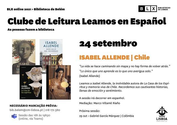 Clube de Leitura Leamos en Español