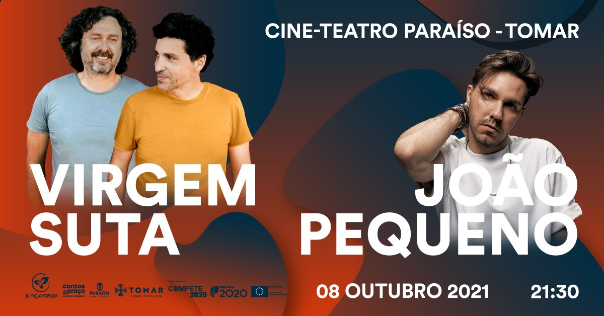 Projecto Acreditar: Virgem Suta e João Pequeno