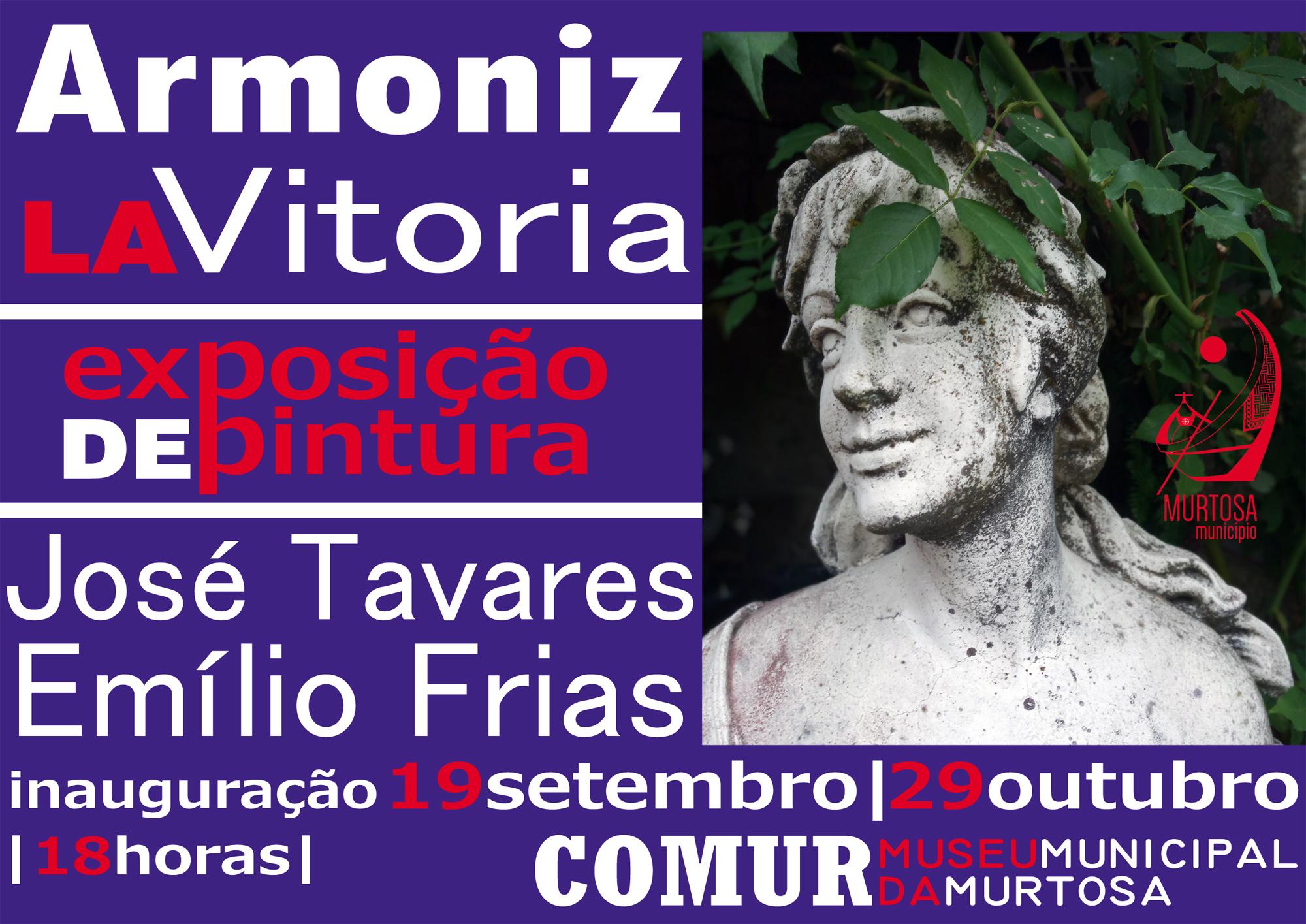 ARMONIZ LA VITORIA - EXPOSIÇÃO DE PINTURA