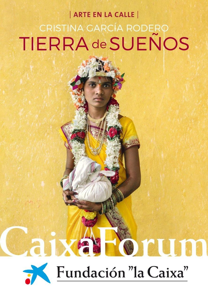 Exposición Fundación La Caixa: «Tierra de sueños»