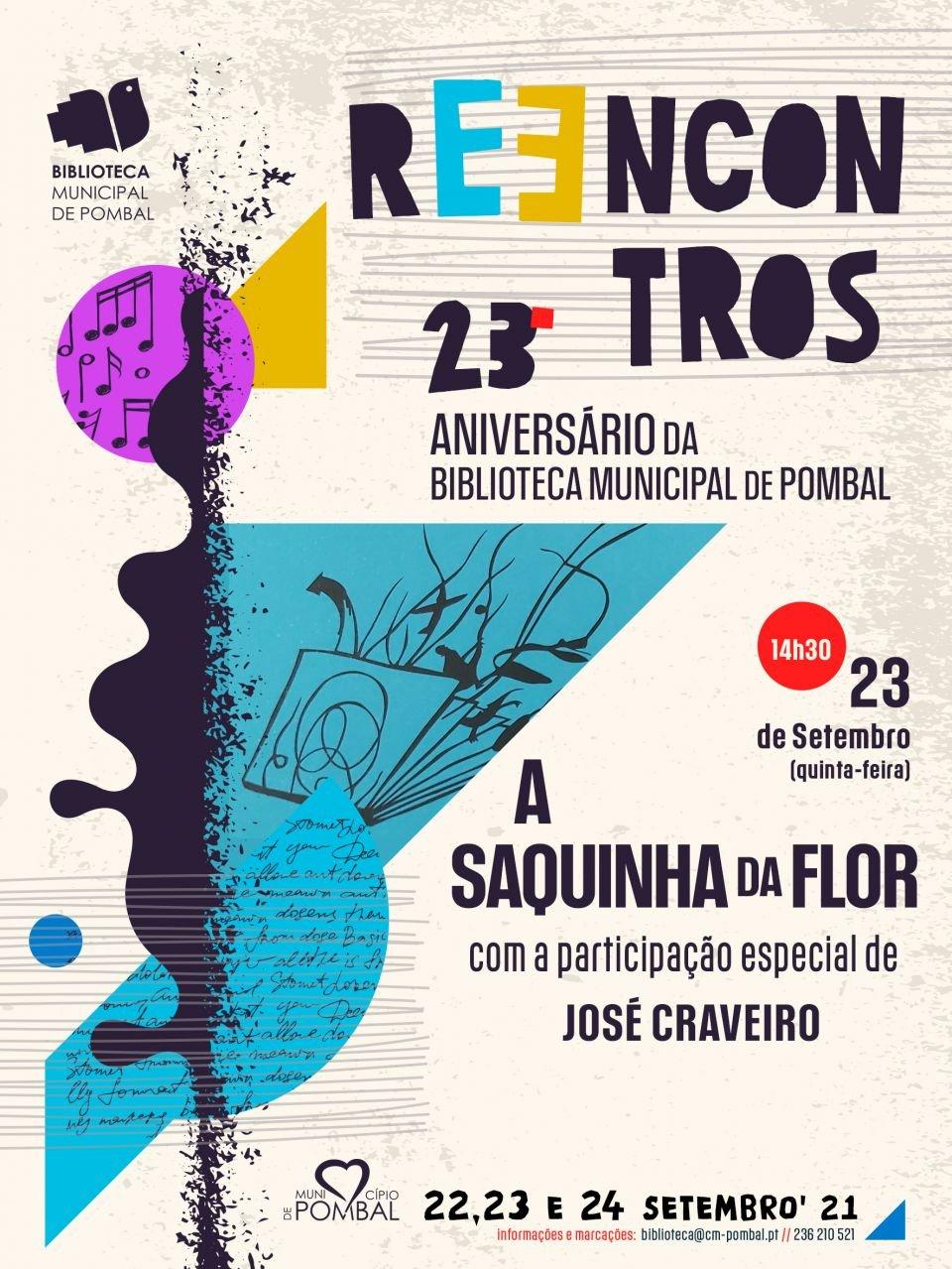 A Saquinha da Flor com José Craveiro