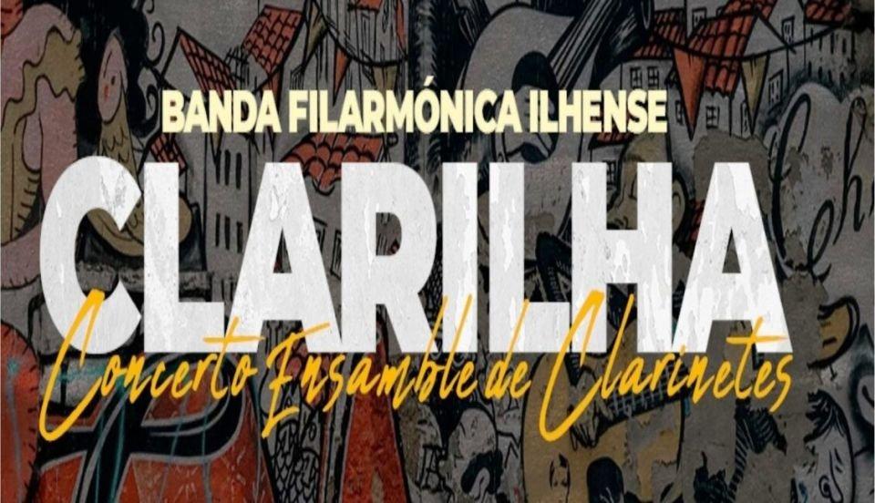 Património Bands - Clarilha - Concerto Ensemble de Clarinetes