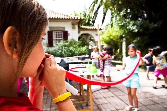 Atelier de Exploração Sonora com Catarina Sá Ribeiro • 6-12 anos