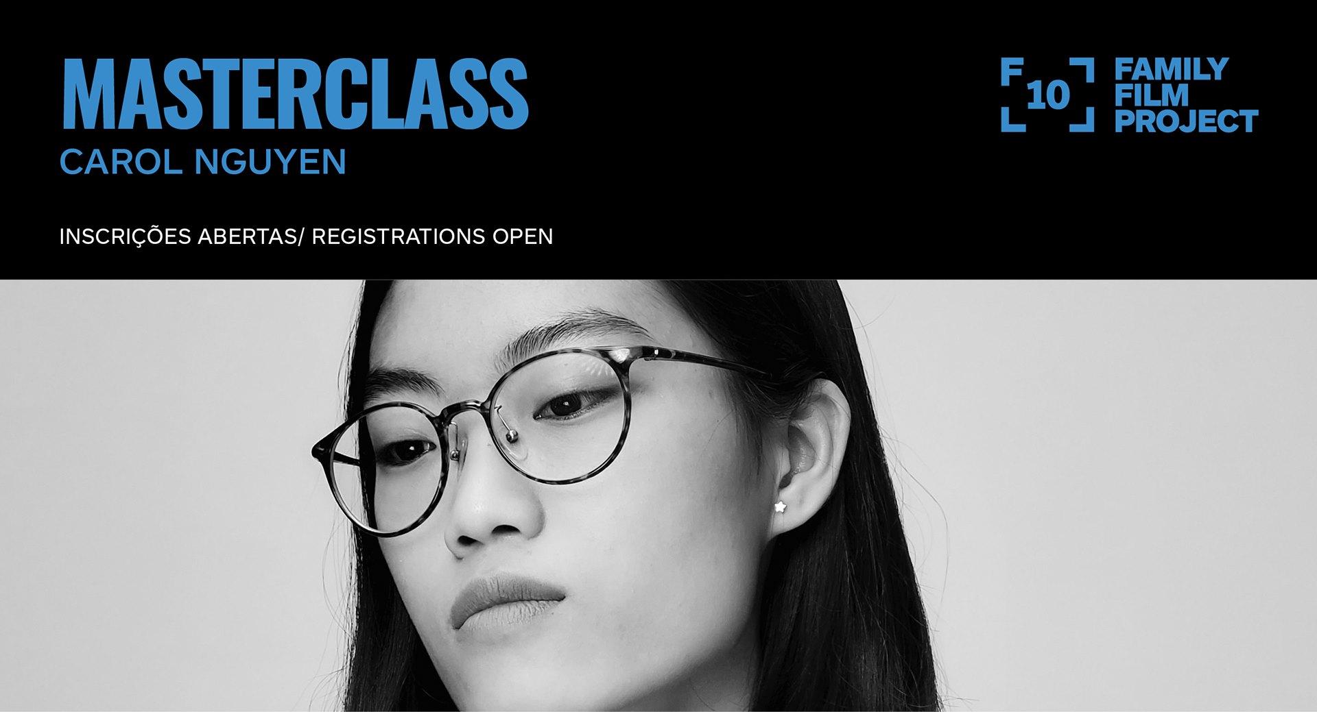 Masterclass com Nguyen