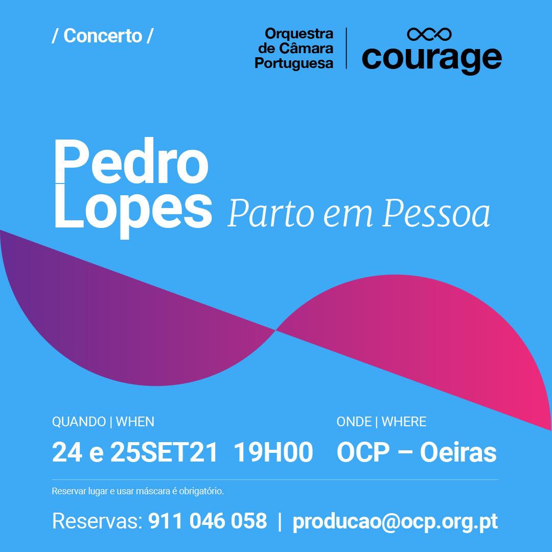 'Parto em Pessoa' - back session