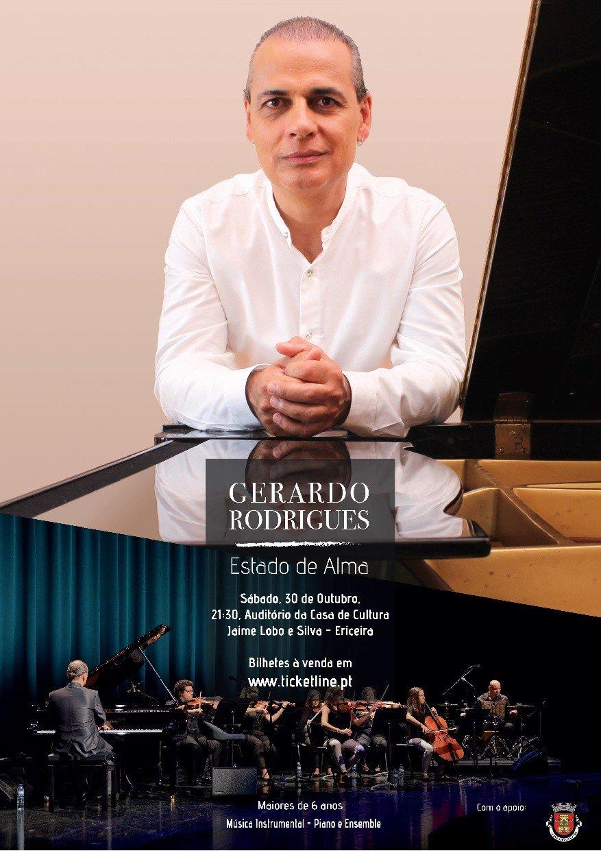 Espetáculo 'Estado de Alma' - Gerardo Rodrigues