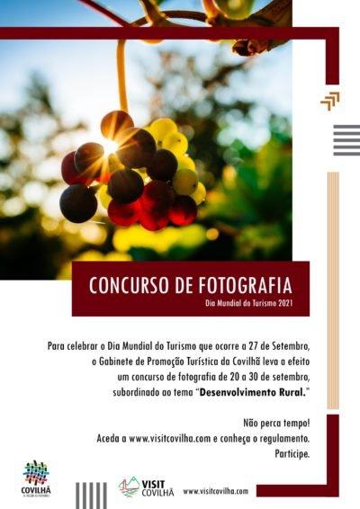 Concurso de Fotografia 'Dia Mundial do Turismo'