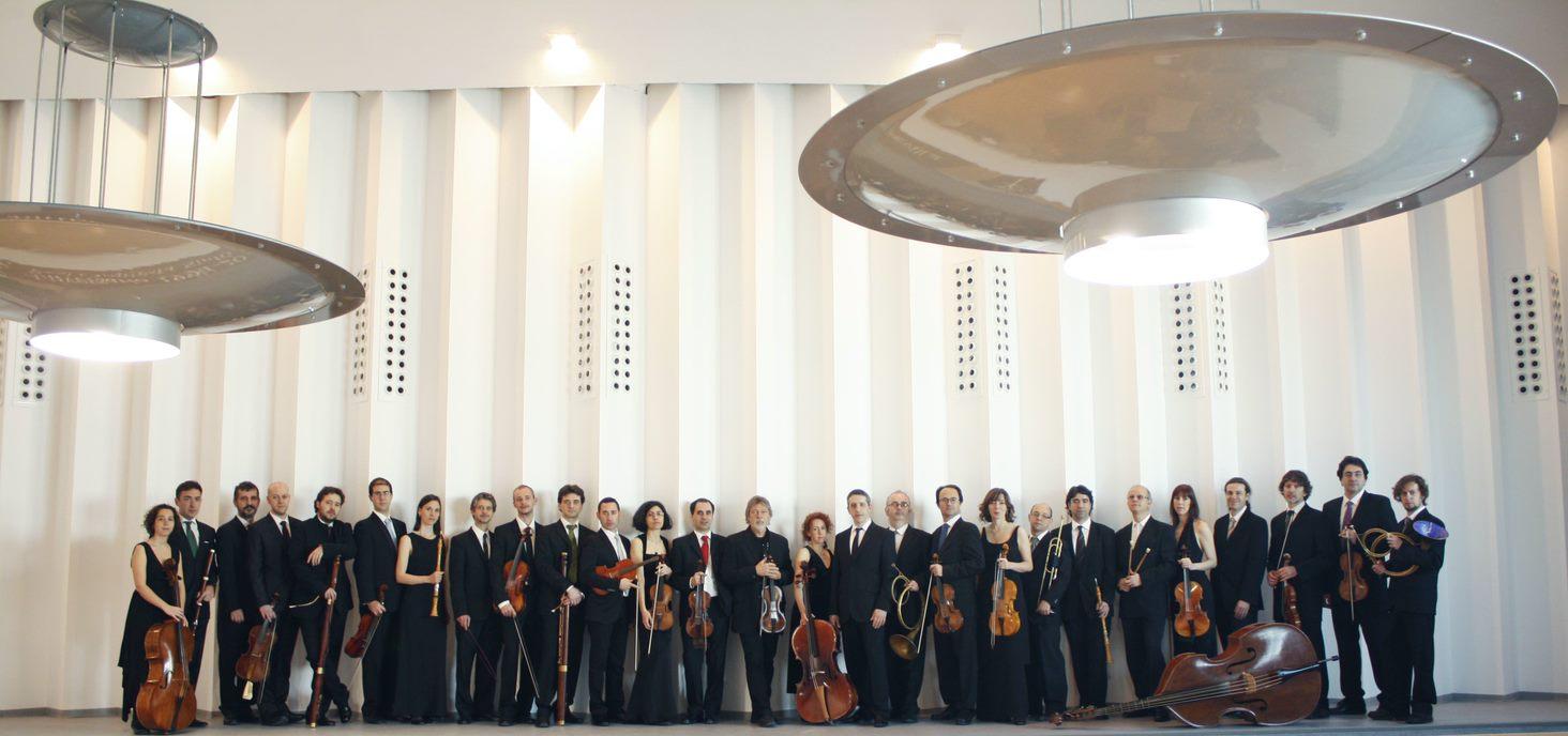 Orquesta Barroca de Sevilla - XXVI Festival de Música Sacra y Antigua de Badajoz