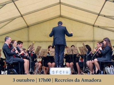 Concerto da Banda de Música da SFCIA