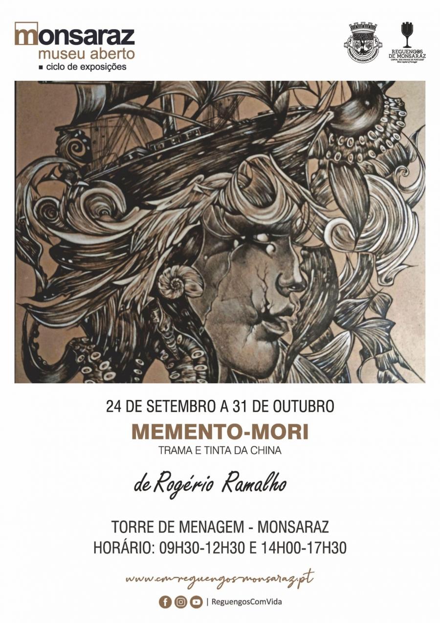 """Memento-Mori"" de Rogério Ramalho"