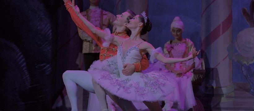O Quebra-Nozes . Russian Classical Ballet