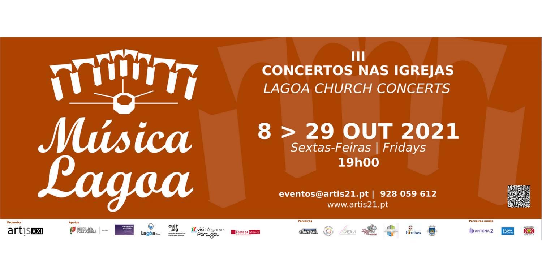 MÚSICA EM LAGOA | III Ciclo de Concertos Artis XXI