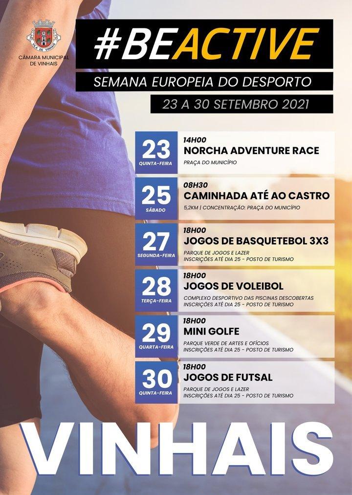 Semana Europeia do Desporto