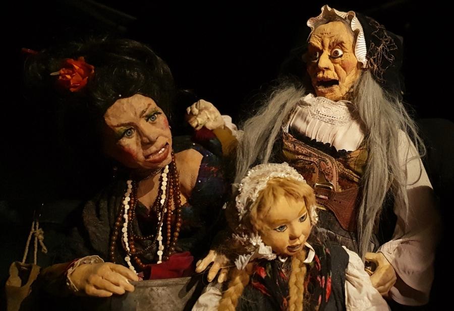 'Celestina Infernal' – Teatro Corsario I Festival Internacional de ...