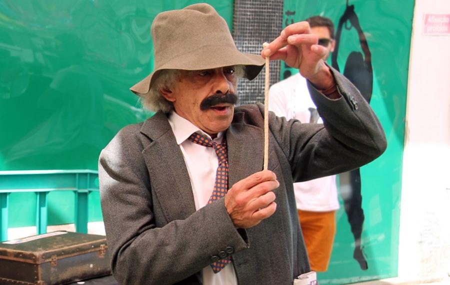 'Sr. Vitorino' – Victor Valente I Festival Internacional de Teatro ...