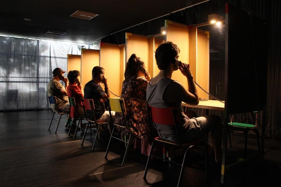 'Ouve-me de Perto como se Te Tocasse' - Diana Sá I Festival Internacional de Teatro Cómico da Maia