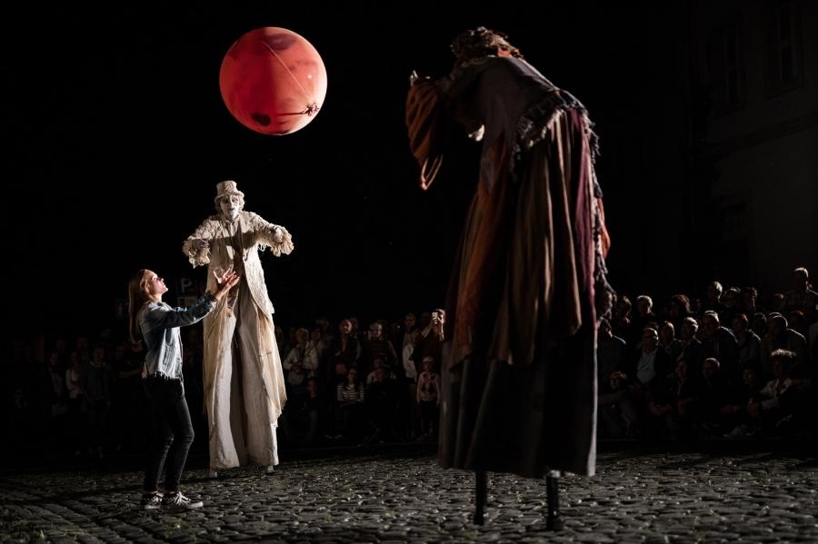'Sorrisos' – Teatro Só I Festival Internacional de Teatro Cómico da Maia