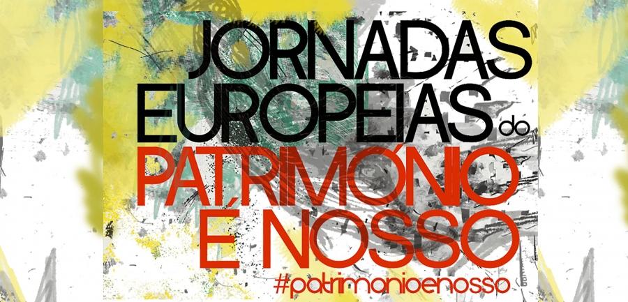 Jornadas Europeias do Património decorrem de 24 a 26 setembro