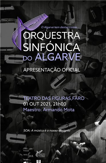 ORQUESTRA SINFÓNICA DO ALGARVE