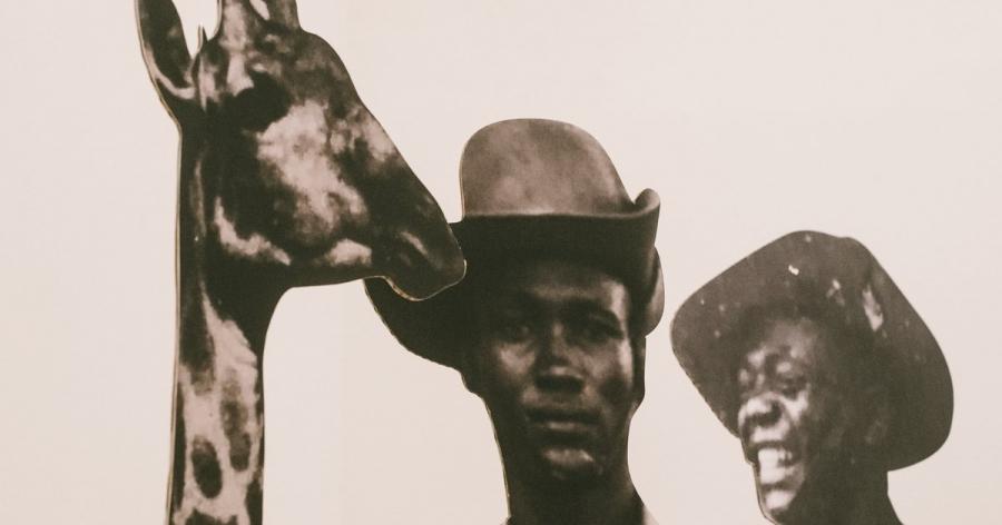 Samson Kambalu - Fracture Empire