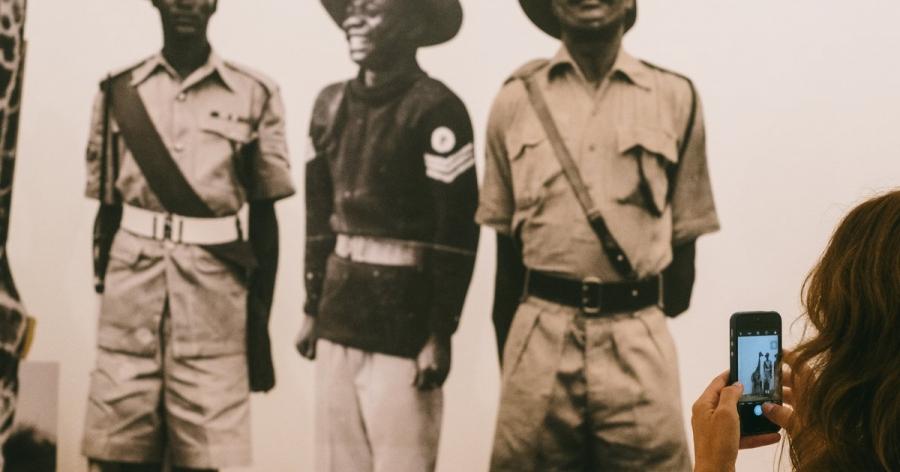 Visitas Guiadas | Fracture Empire                                 Samson Kambalu