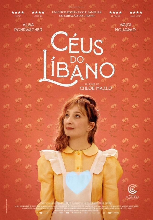 Cinema   CÉUS DO LÍBANO