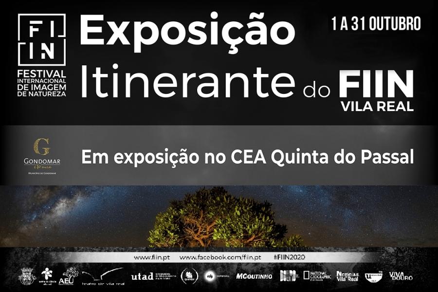 Exposição Itinerante do FIIN de regresso ao CEA da Quinta do Passal