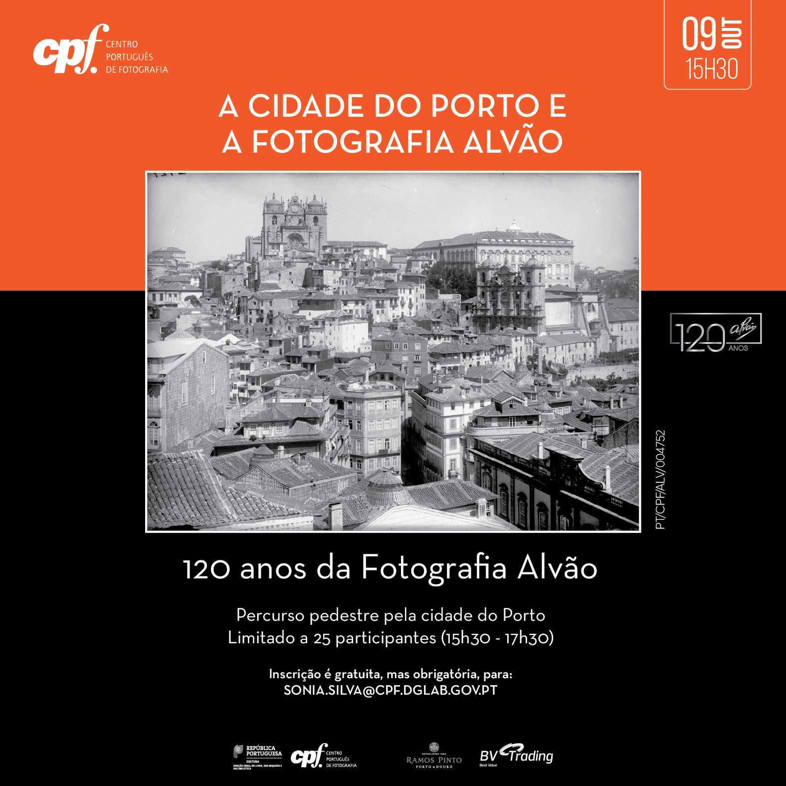 Percurso temático: A Cidade do Porto e a Fotografia Alvão
