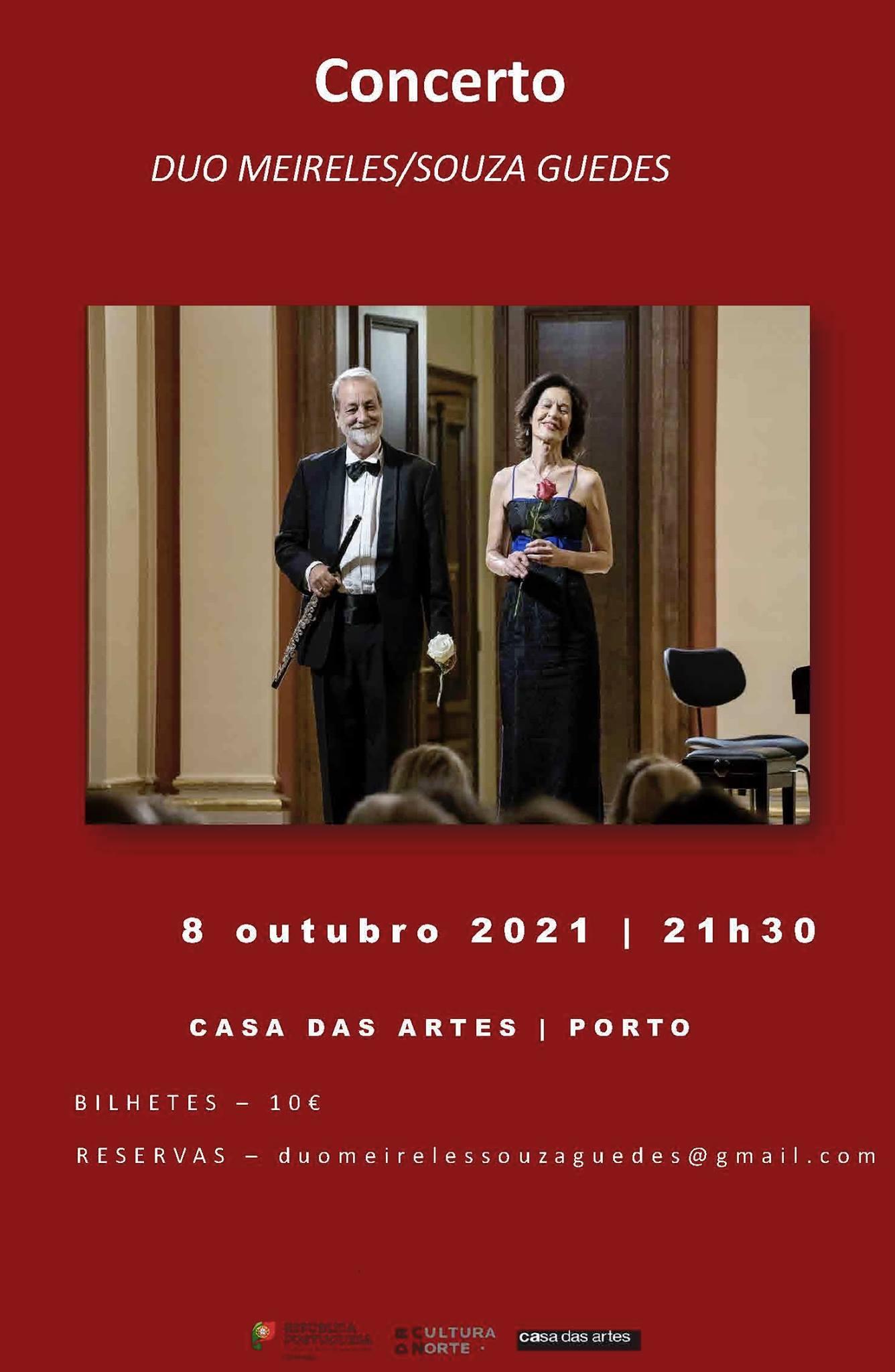 Concerto - Duo Meireles/Souza Guedes